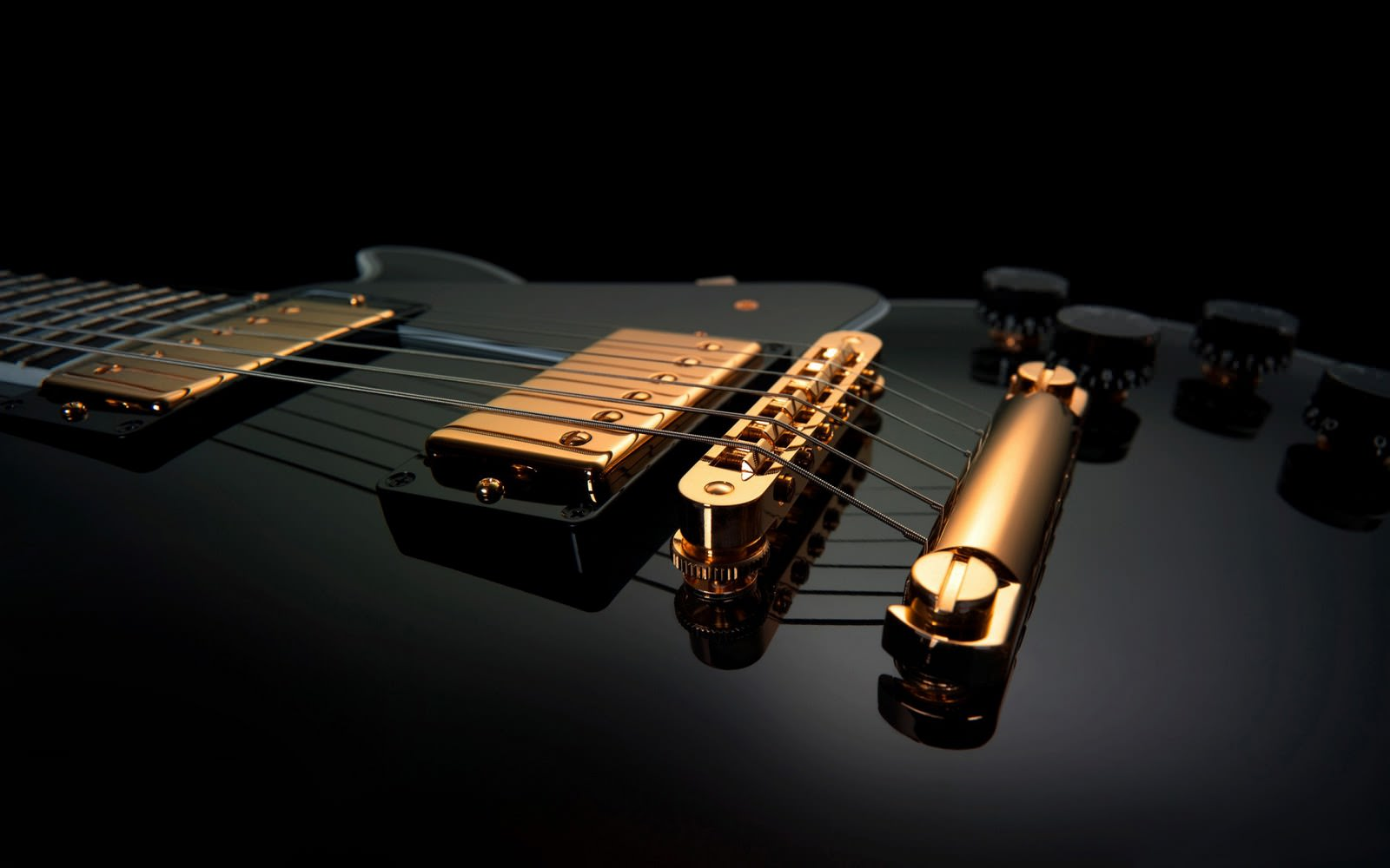 music-black-guitar-best-wallpaper-background-hd
